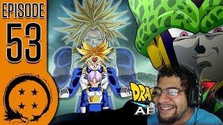 TFS DragonBall Z Abridged REACTION! Episode 53