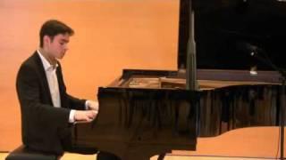 O. Messiaen. Le baiser de l'enfant-Jesus
