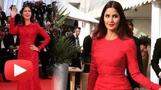 Cannes Film Festival | 2015 Katrina's Red Hot Day 2 Look