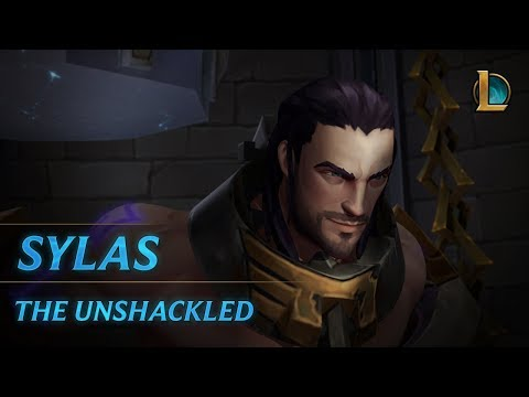Sylas The Unshackled Champion Trailer League of Legends