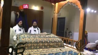 Salok Mahalla 9 Damdami Taksal twin brothers Bhai Sadhu Singh Bhai Daljit Singh