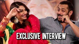 Salman Khan Sonam Kapoor | Exclusive Interview | Prem Ratan Dhan Payo