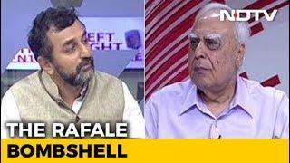 Rafale Bombshell Bigger Than Bofors Scandal, Says Kapil Sibal