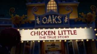 Chicken Little Ending Movie
