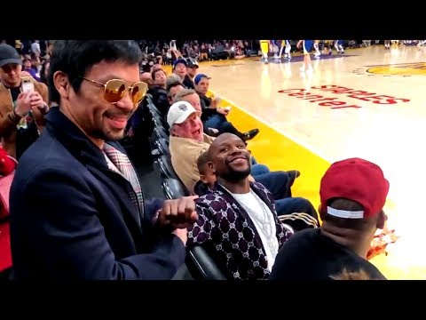 Xxx Mp4 Manny Pacquiao Floyd Mayweather Met Again Tonight At Staples Center 3gp Sex