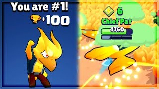 CROW IS A MONSTER | New Brawl Stars Update