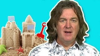 Is glass really made from sand? - James May's Q&A (Ep 11) - Head Squeeze