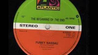 Funky Nassau- beginning of the end