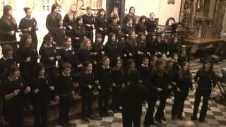 Escolanía María Auxiliadora de Cádiz. A hard day's night.The Beatles