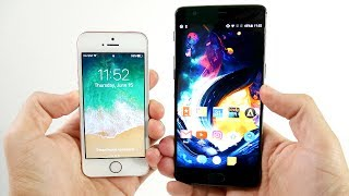 Should I Buy iPhone SE or OnePlus 3T?