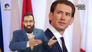 Imam Tawhidi Reflects on Sebastian Kurz Decision to expel up to 60 Imams @Mullah v.s.Allah @TAG TV