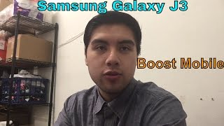 New Boost Mobile Phone Samsung Galaxy J3 Price and Specs (HD)