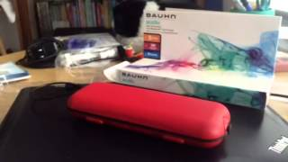 BAUHN speaker with Bluetooth Technology unboxing and mini review