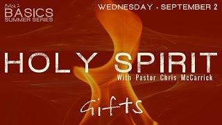 Holy Spirit: Gifts