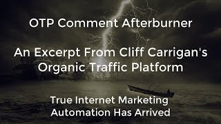 (OTP) Organic Traffic Platform Comment Afterburner