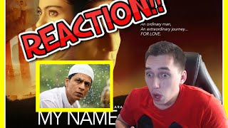 Worlds biggest movie star!!| My name is Khan trailer REACTION!!