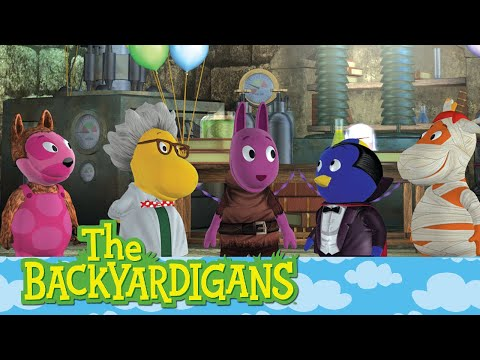 The Backyardigans Scared of You Ep.23