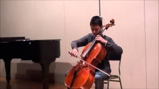 Gerard Peraire - Fauré: Élégie, opus 24