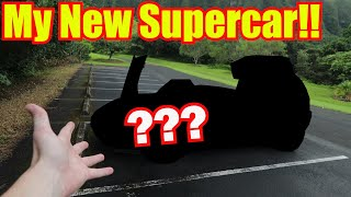 Buying my New Dream Supercar in Hawaii!