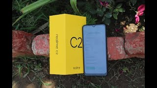 Realme c2 First boot. How to set up realme C2