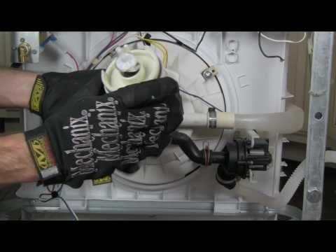 How To Repair Frigidaire Dishwasher Noises