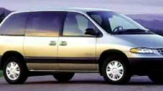2000 PLYMOUTH VOYAGER Xenia, OH C24025A