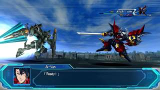 (ENG)Super Robot Wars OG Moon Dwellers: Samurai Vs Knight