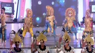 Telly Samman 2012: Theme Song Performance