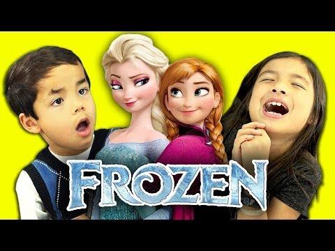 Xxx Mp4 Kids React To Frozen Let It Go Multi Language 3gp Sex