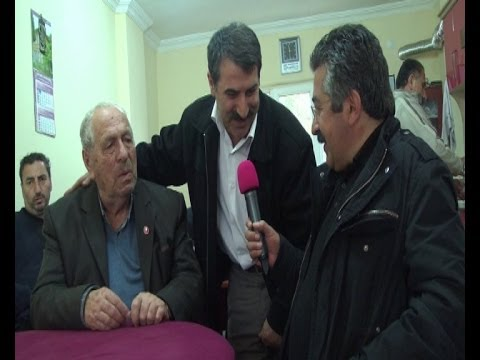 Köyden Köye Programı-Kazım Koyuncunun Babası Cavit Koyuncu