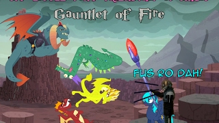Mattwo's Random Reviews   Gauntlet of Fire
