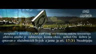 České překlady Koránu-Noční cesta - Cesky Titulky - 1/3