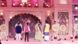 Balveer Stars Special Dance Performance For SAB ki Holi 2016