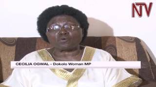 Cecilia Ogwal cautions fellow MPs on the proposed Land Amendment bill
