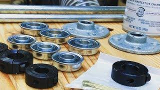 How to build a Treadle Lathe: Part I
