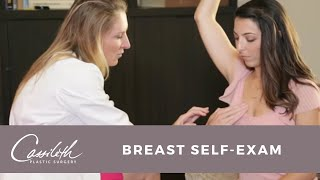 How to Properly Perform a Breast Self-Exam - Dr. Lisa Cassileth