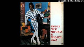 Prince Nico Mbarga: