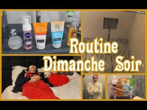 Get Unready With Me : Routine du Dimanche Soir