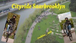 Saarbrooklyn Cityride #6 || niklas__mtb