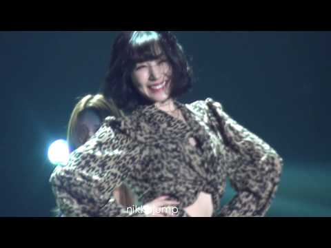 [Fancam] 180920 OVER MY SKIN - TIFFANY YOUNG in BKK by nikkojump