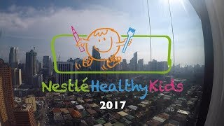 Nestlé Healthy Kids Teacher Training 2017