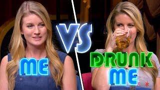 ASHLEY INTERVIEWS DRUNK ASHLEY: Politics