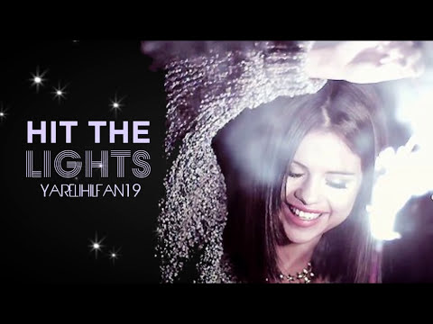 Hit The Lights Selena Gomez Official Lyric Video