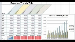 How to Create Daily Expenses in Excel sheet (Bangla) Part 1