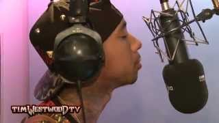YMCMB's Tyga Freestyle with Wizkid's ''DON'T DULL'' on Tim westwood!!!