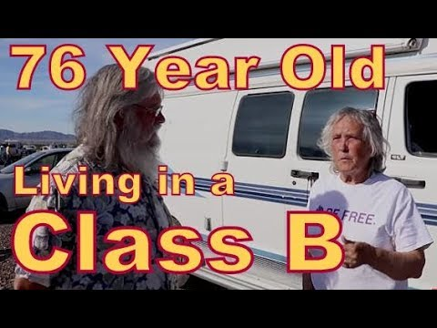 76-Year-Old Wendy Living in a Dodge Coachhouse Class B