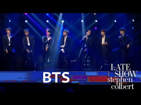 BTS Performs Make It Right