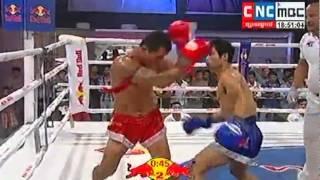 Khmer boxing CNC 06 June 2015 Phon Phalla Vs Saensak Thai 2015