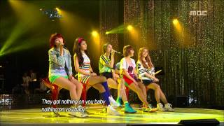 Wonder Girls - Nothing On You, 원더걸스 - Nothing On You, Beautiful Concert 20120626
