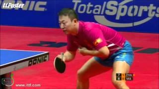 Austrian Open 2011: Zhang Jike-Ma Lin